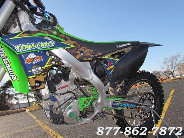 2016 Kawasaki KX250F KX250F Chicago, Illinois 24