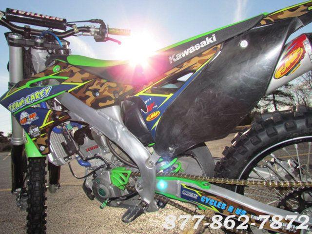 2016 Kawasaki KX250F KX250F Chicago, Illinois 26