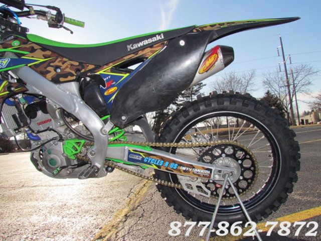 2016 Kawasaki KX250F KX250F Chicago, Illinois 27
