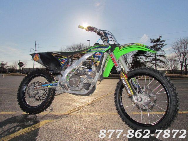 2016 Kawasaki KX250F KX250F Chicago, Illinois 29