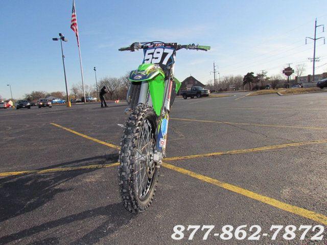 2016 Kawasaki KX250F KX250F Chicago, Illinois 30