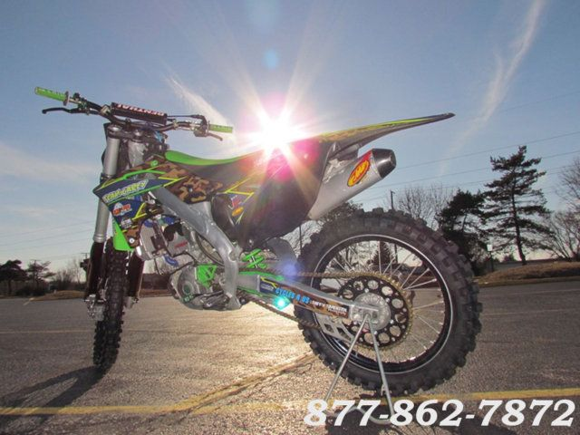 2016 Kawasaki KX250F KX250F Chicago, Illinois 32