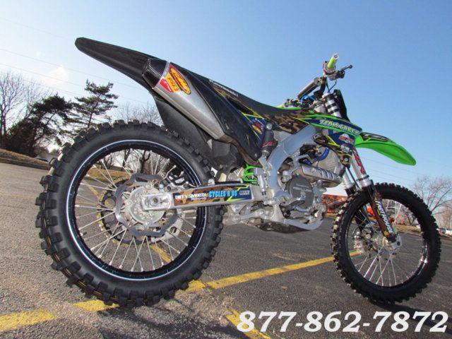 2016 Kawasaki KX250F KX250F Chicago, Illinois 34