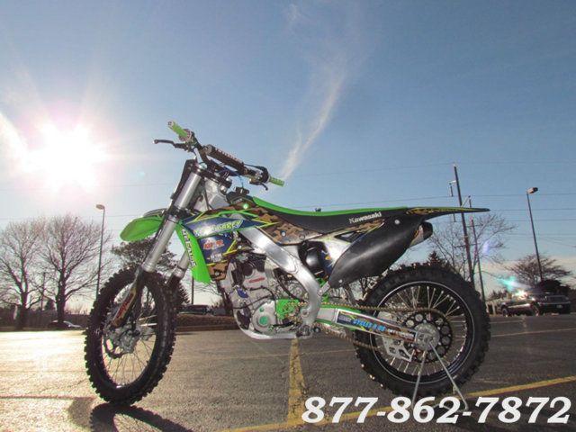2016 Kawasaki KX250F KX250F Chicago, Illinois 35