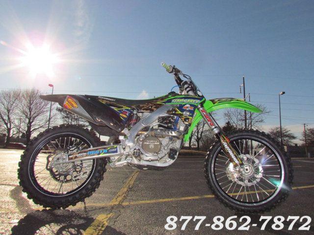2016 Kawasaki KX250F KX250F Chicago, Illinois 36