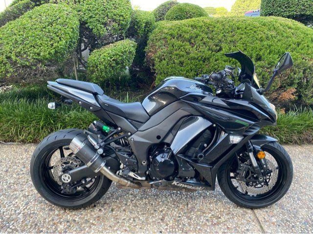 2016 Kawasaki Ninja 1000 ABS ZX1000MF