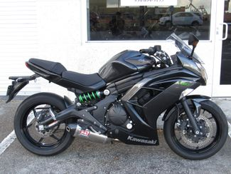 2016 Kawasaki Ninja 650 ABS in Dania Beach Florida, 33004