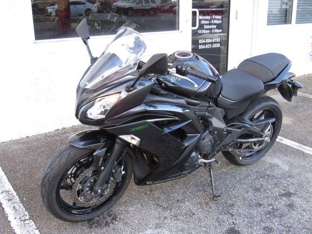 2016 Kawasaki Ninja 650 ABS in Dania Beach , Florida 33004