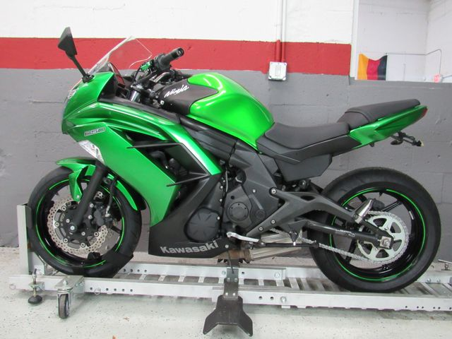 2016 Kawasaki Ninja 650 in Dania Beach , Florida 33004