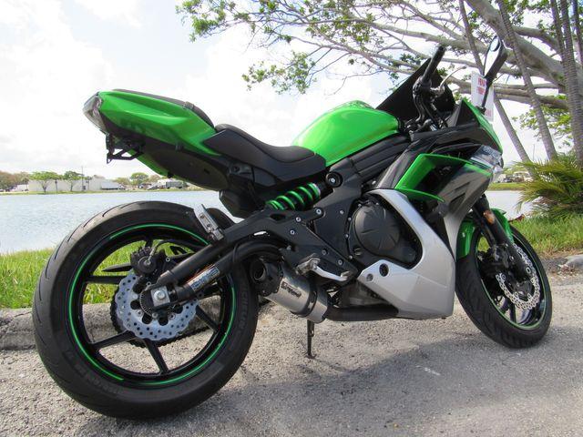 2016 Kawasaki Ninja® 650 ABS in Dania Beach , Florida 33004