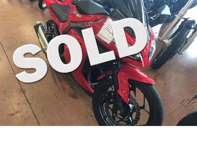 2016 Kawasaki Ninja® 300 - John Gibson Auto Sales Hot Springs in Hot Springs Arkansas