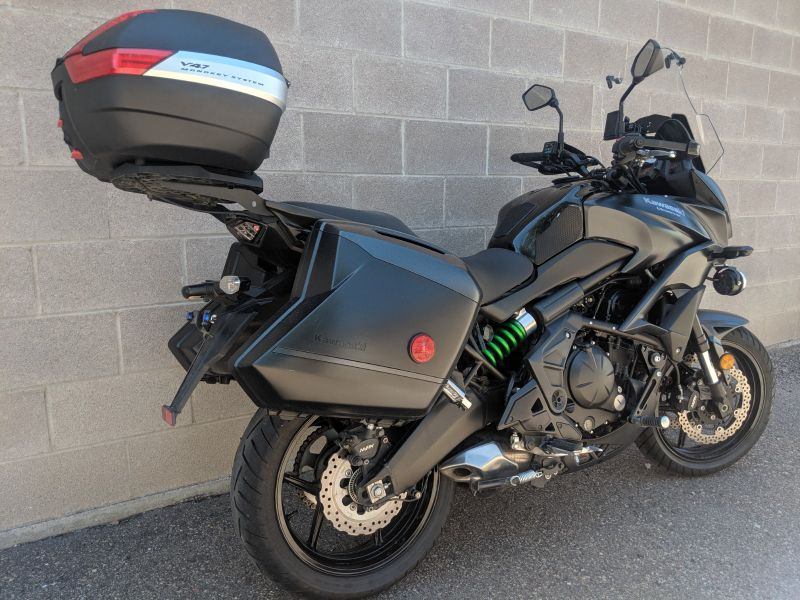 2016 Kawasaki Versys 650   Fultons Used Cars Inc  in , Colorado