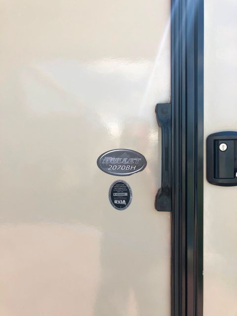 2016 Keystone Bullet 2070BH in Mandan, North Dakota 58554