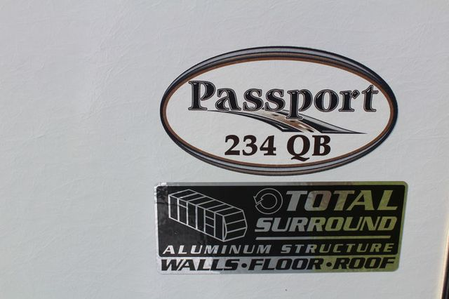 2016 Keystone Passport 234qb in Roscoe, IL 61073
