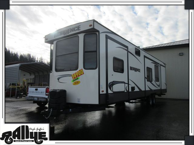 2016 Keystone Residence Travel Trailer 40FT in Burlington WA, 98233
