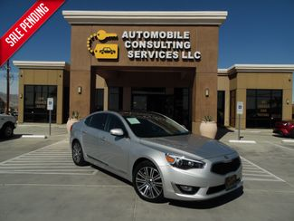2016 Kia Cadenza v6 Premium in Bullhead City Arizona, 86442-6452