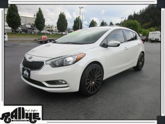 2016 Kia Forte 5 EX Hatchback 4dr in Burlington, WA 98233