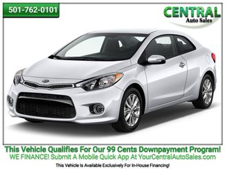 2016 Kia Forte 5-Door LX | Hot Springs, AR | Central Auto Sales in Hot Springs AR