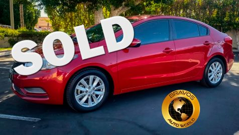 2016 Kia Forte LX in cathedral city