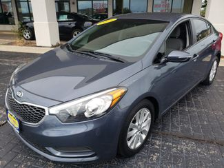 2016 Kia Forte LX | Champaign, Illinois | The Auto Mall of Champaign in Champaign Illinois