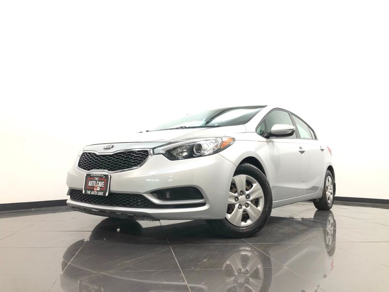 2016 Kia Forte *Get APPROVED In Minutes!* | The Auto Cave in Dallas