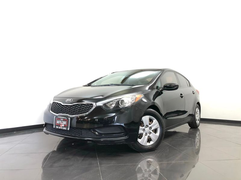 2016 Kia Forte *Affordable Payments* | The Auto Cave in Dallas