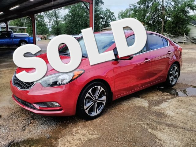 2016 Kia Forte EX Houston, Mississippi