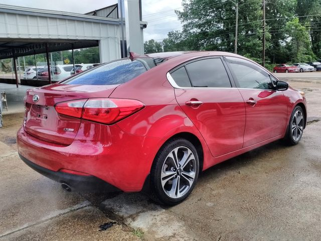 2016 Kia Forte EX Houston, Mississippi 4
