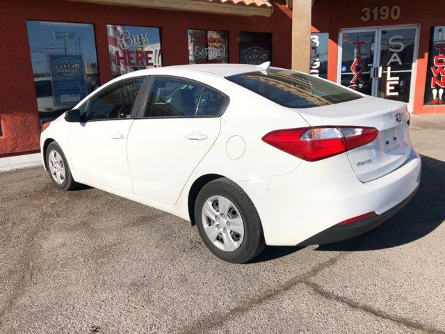 2016 Kia Forte LX CAR PROS AUTO CENTER (702) 405-9905 Las Vegas, Nevada 2