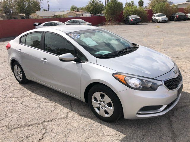 2016 Kia Forte LX CAR PROS AUTO CENTER (702) 405-9905 Las Vegas, Nevada 5