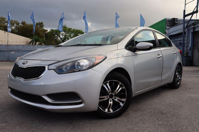 2016 Kia Forte LX in Miami, FL 33142