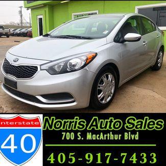 2016 Kia Forte LX   Oklahoma City, OK   Norris Auto Sales (I-40) in Oklahoma City OK