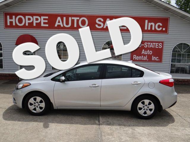 2016 Kia Forte LX | Paragould, Arkansas | Hoppe Auto Sales, Inc. in  Arkansas