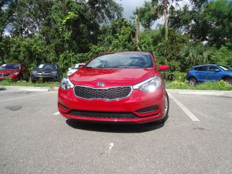 2016 Kia Forte LX SEFFNER, Florida