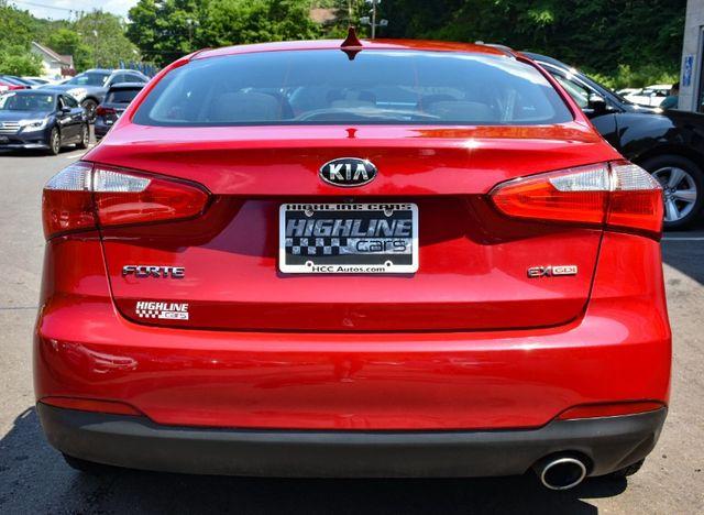 2016 Kia Forte EX Waterbury, Connecticut 4