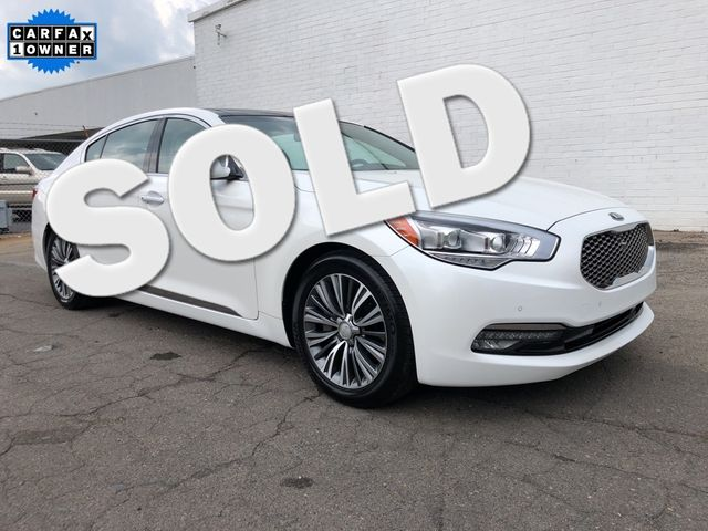 2016 Kia K900 Premium Madison, NC 0