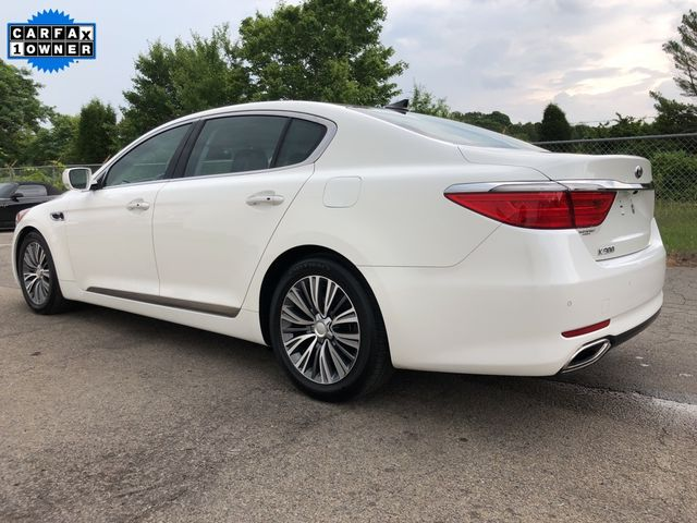 2016 Kia K900 Premium Madison, NC 4