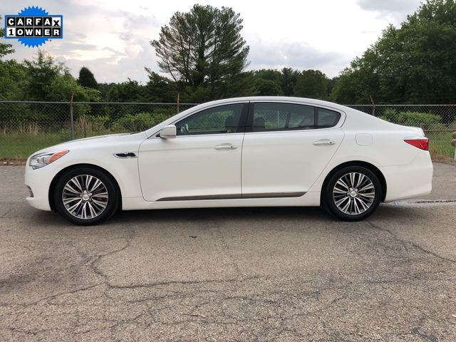 2016 Kia K900 Premium Madison, NC 5