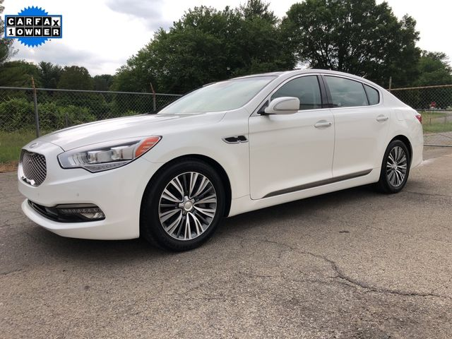 2016 Kia K900 Premium Madison, NC 6