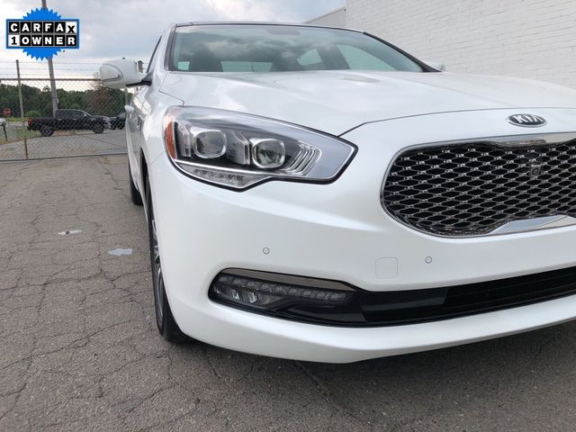 2016 Kia K900 Premium Madison, NC 8