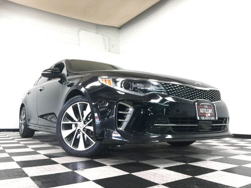 2016 Kia Optima *2.0L L4 DOHC 16v TURBO* | The Auto Cave in Addison