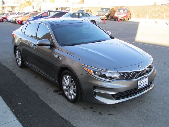 2016 Kia Optima EX Sedan in American Fork, Utah 84003