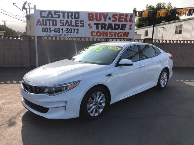 2016 Kia Optima EX in Arroyo Grande, CA 93420
