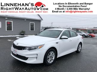 2016 Kia Optima in Bangor, ME