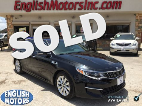 2016 Kia Optima EX in Brownsville, TX