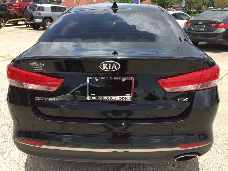 2016 Kia Optima EX  Brownsville TX  English Motors  in Brownsville, TX