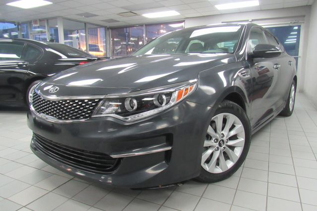2016 Kia Optima EX W/ NAVIGATION SYSTEM/ BACK UP CAM Chicago, Illinois 2