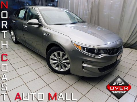 2016 Kia Optima EX in Cleveland, Ohio