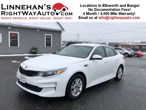 2016 Kia Optima LX in Bangor