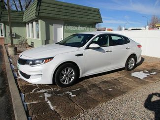 2016 Kia Optima LX in Fort Collins, CO 80524